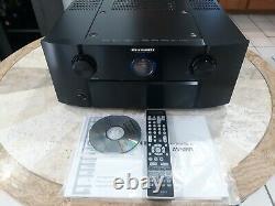100% FUNCTIONAL Marantz AV8801 11-Channel Pre-Amp Processor Amplifier