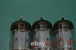 12AX7 CBS Audio Receiver Guitar Pre-amplifier Vacuum Tubes Tested Trio