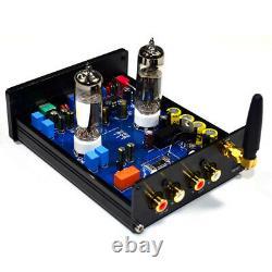 1xBluetooth 4.2 Stereo Audio 2 Channel Amplifier Receiver Mini Hi-Fi Preamps