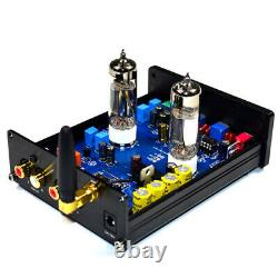 2A Bluetooth 4.2 Stereo Amplifier Receiver 2 Channel Hi-Fi Preamps for Home