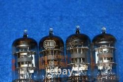 6AN8A RCA NOS NIB Audio Receiver Guitar Pre-Amplifier Vacuum Tubes