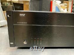 8000w 8 Channel Audio Power Amp Amplifier Stereo Home Theater Receiver System