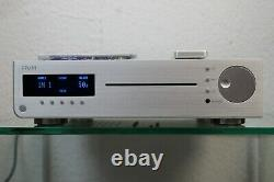 AVM Inspiration CS2.2 CS 2.2 High-End All in One Receiver Streaming in silber