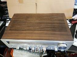 Akai AA-1150 Vintage amplifier stereo receiver Tested Working
