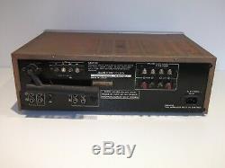 Akai AA-R20 FM/AM Stereo Receiver Hi-Fi Separate Amplifier MADE IN JAPAN