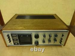 Akai Solid State Stereo Receiver Aa-8500