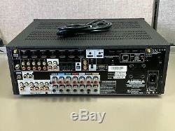 Anthem Mrx 720 A/v Multi-channel Receiver 7-channel Amp / 11.2 Pre-amp Channels