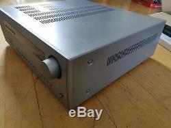 Arcam AVR300- AV Receiver High quality British brand Silver Used