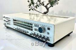 BLAUPUNKT Delta 2091 FM-AM Receiver, new Serviced! Vintage Ratität in Weiß