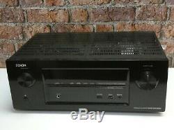 BOXED! Denon AVR-X2000 Dolby 7.1 4K, 3D Network AV Receiver Amplifier