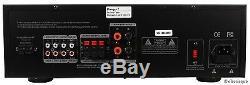 Bluetooth 1500 Watt Digital Stereo Amp Amplifier Receiver Usb Input Sd Card Slot