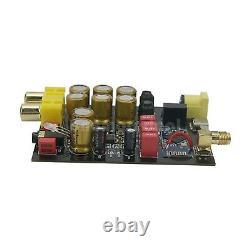 Bluetooth 5.0 Receiver Board HiFi Preamp Module +Antenna For APTX Amplifier Car
