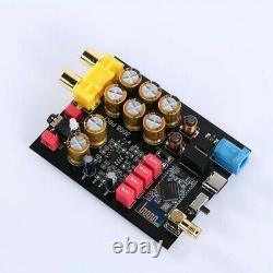 Bluetooth 5.0 Receiver Board HiFi Preamp Module withAntenna For APTX Amplifier Car