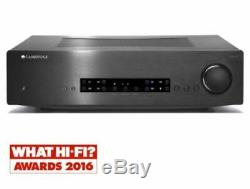Cambridge Audio CXA60 Amplifier Receiver Black What HiFi Award Winner BRAND NEW