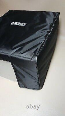 Custom padded cover for McIntosh C39 pre-amplifier