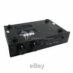 DAC-01A DAC Audio Headphone Decoders XMOS-U8 USB with Bluetooth Receiver Black