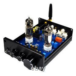 DC12V 2A Bluetooth 4.2 Audio Amplifier Receiver Hi-Fi Preamps for Home