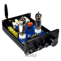 DC12V 2A Bluetooth 4.2 Stereo Amplifier Receiver 2 Hi-Fi Preamps for Home