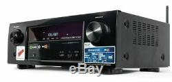 DENON AVR-X1200W 7x 145W Full 4K Ultra HD Network A/V Receiver Wi-Fi BLUETOOTH