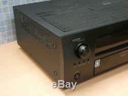 Denon Avr-3311, 5 Hdmi Input 3d Dolby 7.1 Network Home Cinema Receiver Amplifier