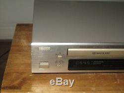 Denon Dra-f100 Amplifier /am/fm Stereo Receiver + Denon Drr-f100 Cassette Deck