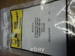 Ecg7013 Ir R/c Receiver Pre Amplifier IC Used In Various Models