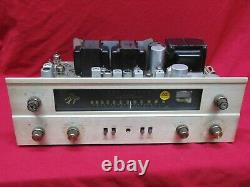 Fisher 400 7868 Tube Stereo Amplifier FM Preamp Receiver