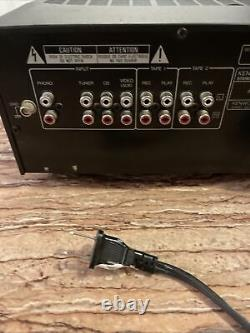 Kenwood KA-89 Stereo Control Pre Amplifier & Equalizer Receiver, Powerful