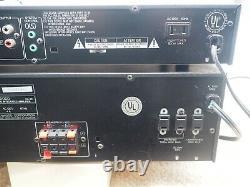Kenwood KA-89 Stereo Control Pre Amplifier & KT-59 Stereo Tuner