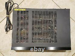 Kenwood KR-V75R vintage receiver fm stereo pre amp amplifier