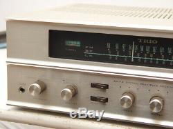 Kenwood Trio Kw-33l Stereo Röhren Receiver