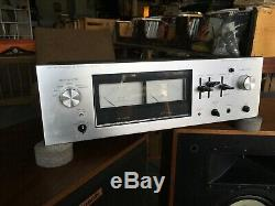 Luxman 5l15 Stereo Intergrated Amplifier Preamp Phono Laboratory 80w 8ohm stereo