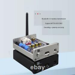 MS-B1 CSR8675 Bluetooth 5.0 Receiver DAC Preamplifier Headphone Amp Assembled pa