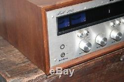 Marantz 2245 with original cabinet FM/AM Stereo Receiver