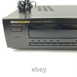 Marantz AV Pre Amplifier/Tuner AV-550U No Manual No Remote