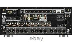 Marantz AV7704 11.2 Channel 4K Ultra HD AV Surround Pre-Amplifier Black