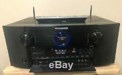 Marantz AV7704 11.2-Channel Network A/V Surround Pre-Amplifier Black