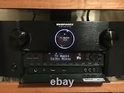 Marantz AV7705 11.2 Channel 4K Ultra HD AV Surround Pre-Amplifier Black