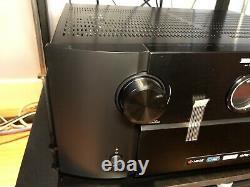 Marantz AV7705 11.2 Channel 4K Ultra HD AV Surround Pre-Amplifier Black used