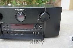 Marantz AV8801 11-Channel Pre-Amp Processor Amplifier