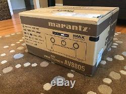 Marantz AV8805 13.2-ch Pre-amplifier/processor Retail $4,500.00