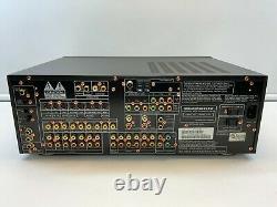 Marantz AV9000 AV Pre Amp Amplifier Tuner with Manual