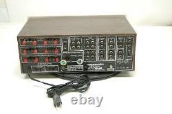 Marantz Model 4000 Quadradial 4 Adaptor Pre-Amplifier AS IS