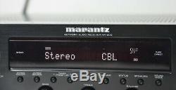 Marantz NETWORK AUDIO RECEIVER NR1200 Slimline Stereo AV Receiver Amplifier