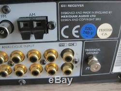 Meridian G51 Receiver (kent)