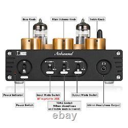 Mini Bluetooth Vacuum Tube Preamp USB DAC Headphone Amplifier Receiver APTX-HD