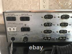 Mint Harman Kardon Citation 11 Pre-Amplifier Receiver Perfect Working Condition