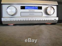 Musical Fidelity Kw-250s Integrated Receiver/ Cd/ Dac 250 Wpc Dual Mono