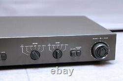 NAD 1155 HiFi Stereo Pre-Amplifier Vorverstärker Vintage Vollfunktionsfähig