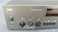 NAD 7140 AM/FM Stereo Receiver Hi-Fi Separate Working